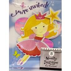 Fairy Wishes Invitations