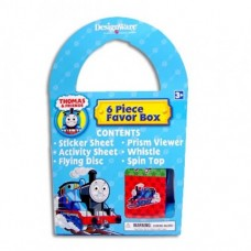 Thomas The Tank Engine Favor Box
