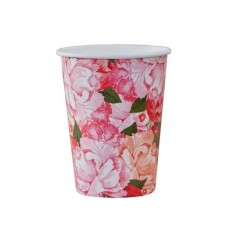 Boho Floral Cups