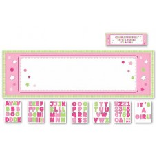 Little Princess Personalized Banner