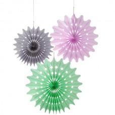 Fan Macaroon Decorations