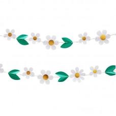 Daisy Chain Mini Garland