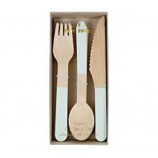 Wooden Cutlery Mint