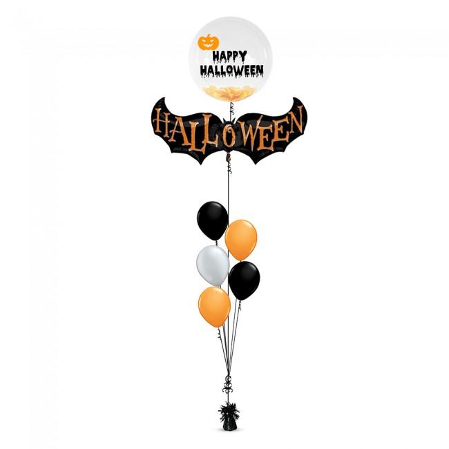 Halloween Bat Bouquet