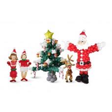 Christmas Sculptures Set