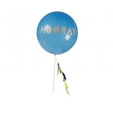 Blue Balloon Wand