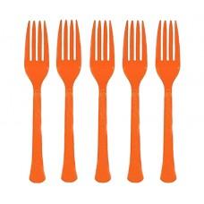 Orange Forks