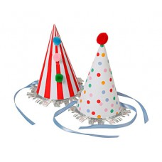 Toot Sweet Party Hats