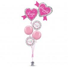Elegant Cherish Love Bouquet