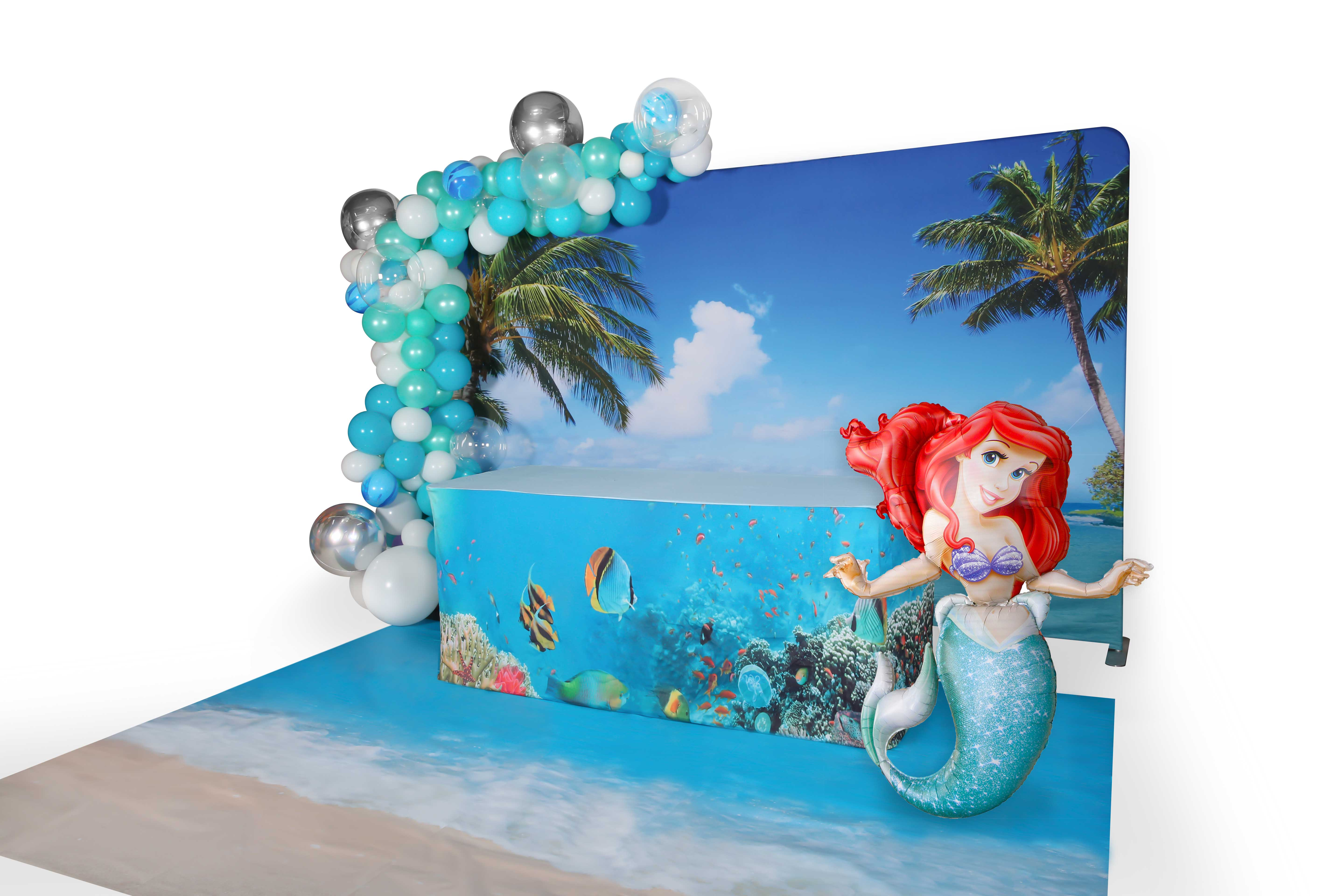 Little Mermaid Party 2